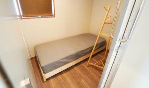 新しい仮眠室ができました